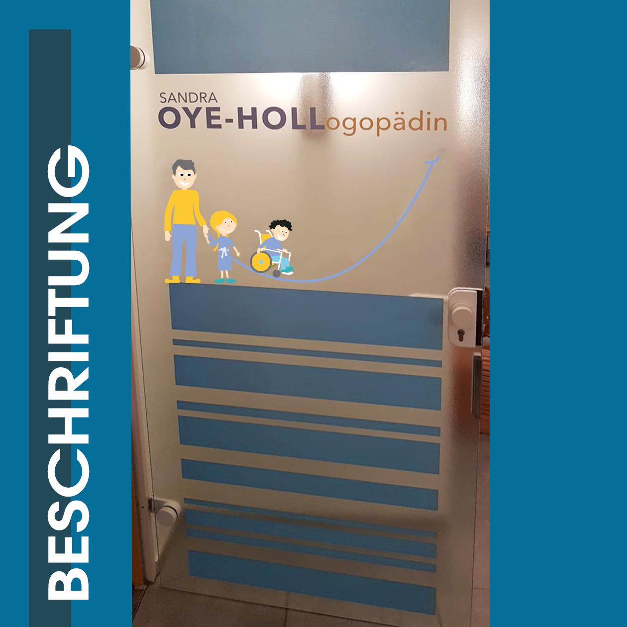 Sandra Oye-Holl Logopädie Aachen